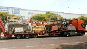 Camión Globen