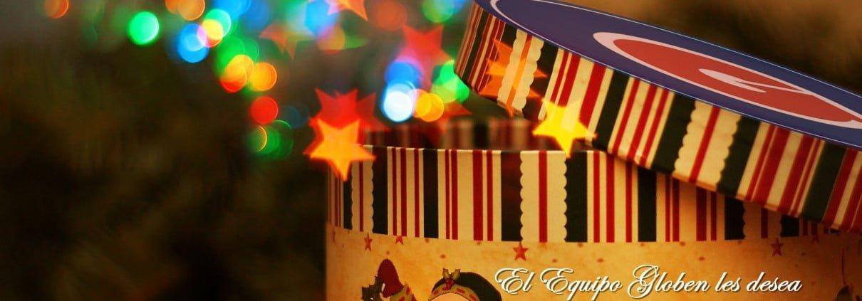 El equipo Globen les desea Felices Fiestas