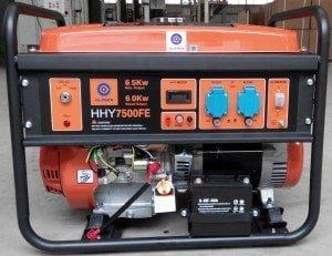 Generador gasolina HHY7500FE