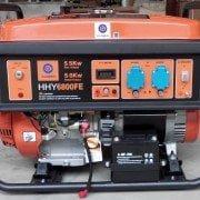 Generador gasolina HHY6800FE