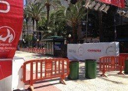Las Hogueras de Alicante 2013