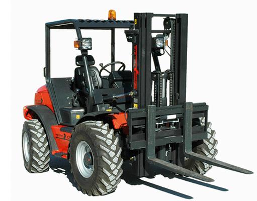 Carretilla elevadora Modelo AGRIA TH 15-16 HST Capacidad de carga 1600kg