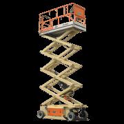 Plataforma tijera eléctrica Modelo JLG 2646E3 Altura de trabajo 10m (2)