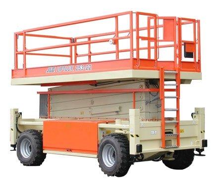 Modelo JLG LIFTLUX 153-22 Altura de trabajo de 17m