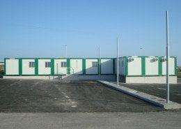 Proyecto oficinas de obras de nuevo auditorio de Torrevieja (Alicante)