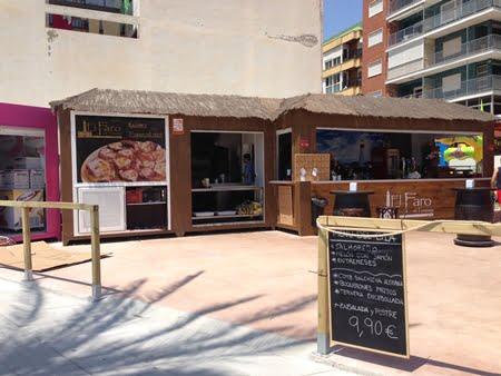 Casetas Bares en Torrevieja (Alicante)
