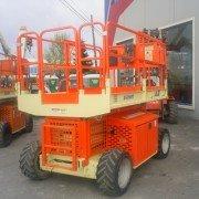 Plataforma tijera diesel 260mrt