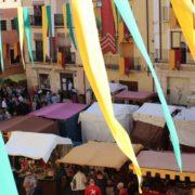 Fira de Tots Sants Cocentaina 2017 - mercado medieval