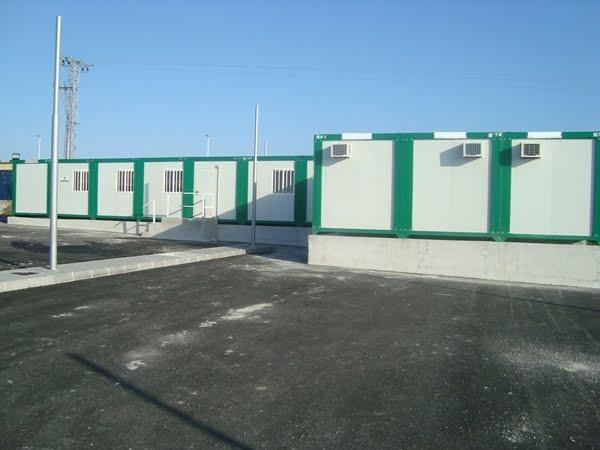 Proyecto oficinas de obras de nuevo auditorio de for Oficina correos elche