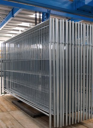 Vallas met licas 3m x 1 9m 4 tubos globen - Cerramientos de terrazas leroy merlin ...