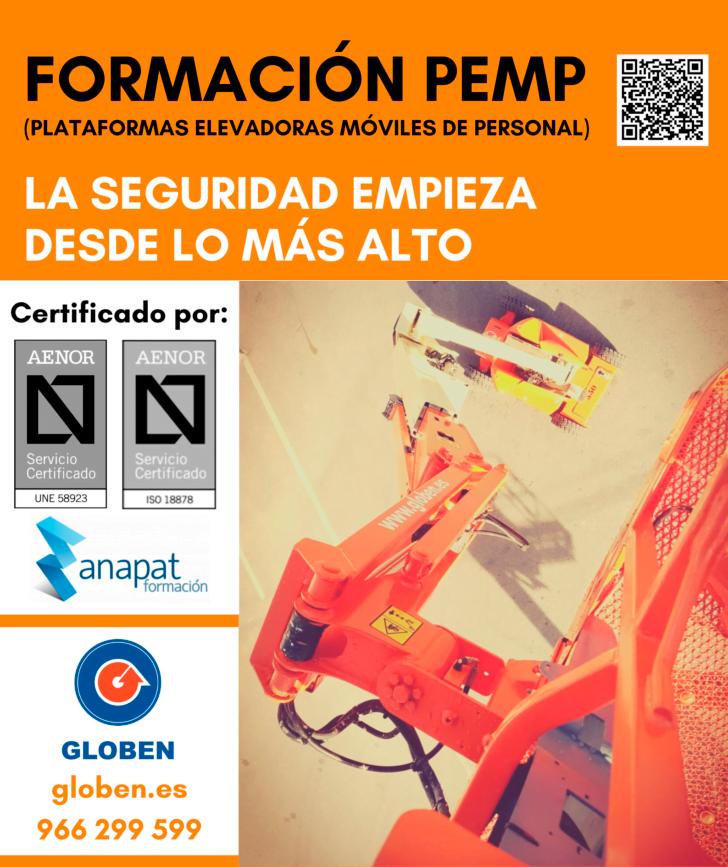 Formación PEMP
